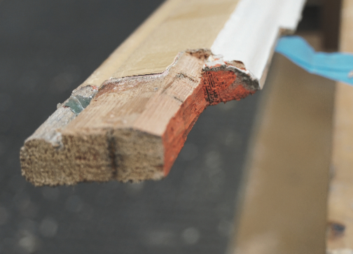 Image for Repairing Skirting Boards
